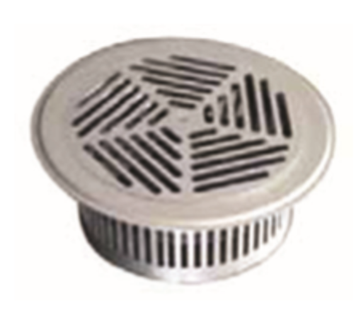 Picture of Induction Floor Swirl Diffuser