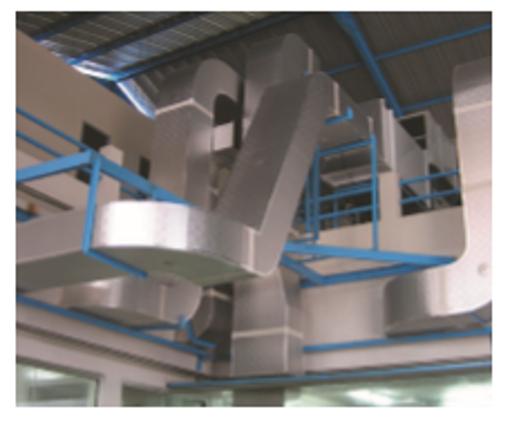 Picture of TD Pre-Insulated Aluminium Duct