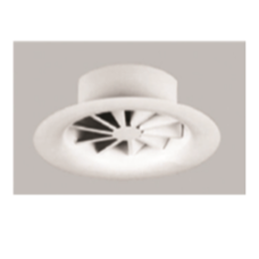 Picture of Induction Swirl Diffuser Round