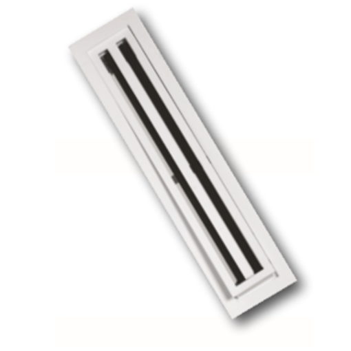Picture of Removable Core (20 mm) 2 & 3 Slot Linear Diffusers