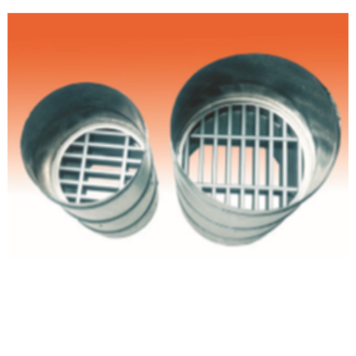 Picture of LVHO-HF Hi-Flo Circular Intumescent Fire Dampers